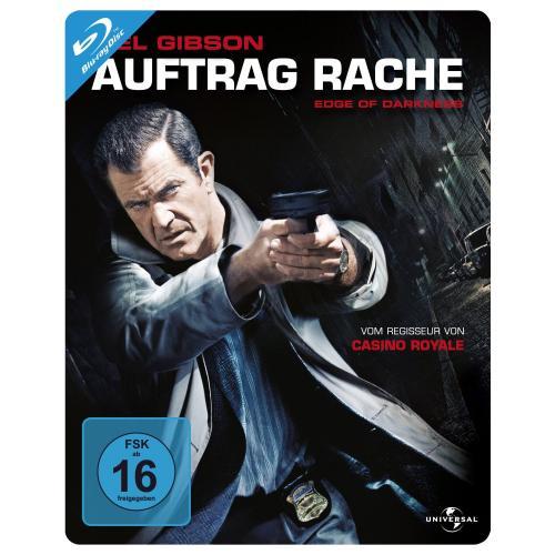 Auftrag der Rache (Mel Gibson) Blu-Ray Steelbook für 9,97€