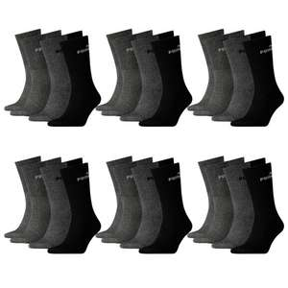 18x Puma Classic Sport Socken + 1 Paar Puma Socken on top für 29,99€ inkl VSK | verfügbare Größen 39-42 | 43-46 | 47-49