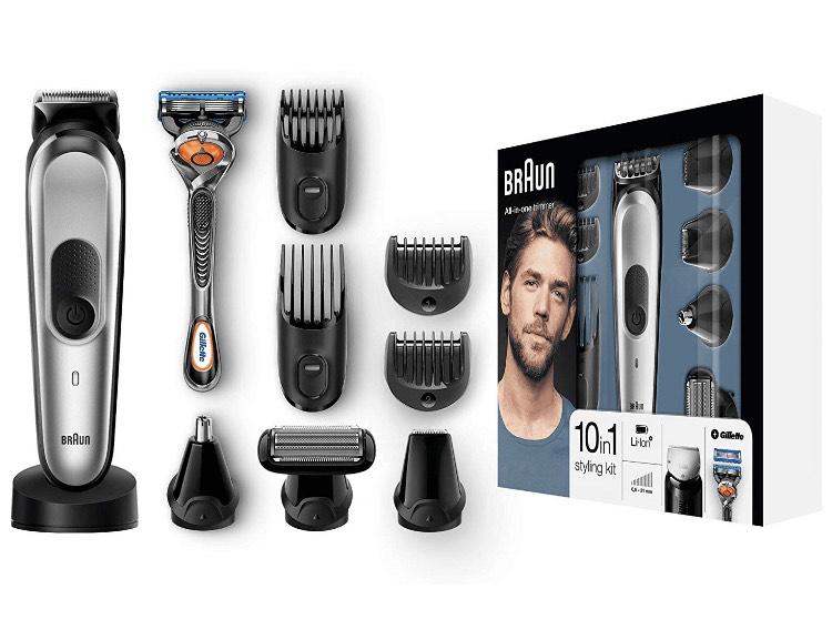 Braun 10-in-1 Multi-Grooming-Kit MGK7020