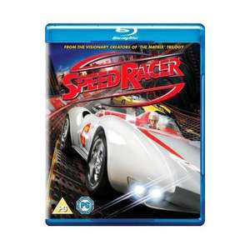 """(UK) """"Speed Racer"""" (von den Wachowski-Geschwister) [Blu-ray] für 2.35€ inkl. Versand @ Play (zoverstocks)"""