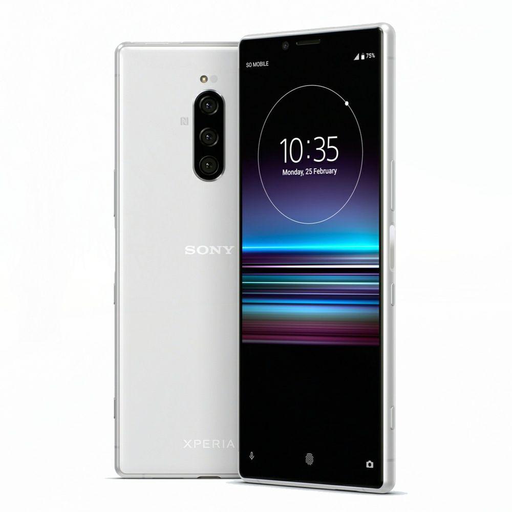 """Sony Xperia 1 128/6GB - Snapdragon 855 - 6,55"""" UWQHD Display - Dolby Surround - 21:9 Format   Europäischer Händler"""