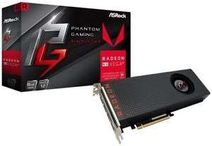 ASRock Radeon RX Vega 56 PHANTOM GAMING X 8 GB