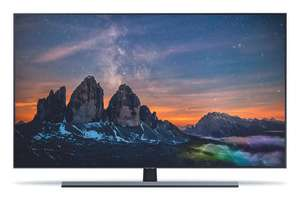 Samsung GQ55Q82R QLED-TV + Galaxy A30S