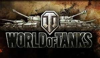 WORLD OF TANKS (PC) 7 Days Premium invitation code + 3000 gold + 50k credits