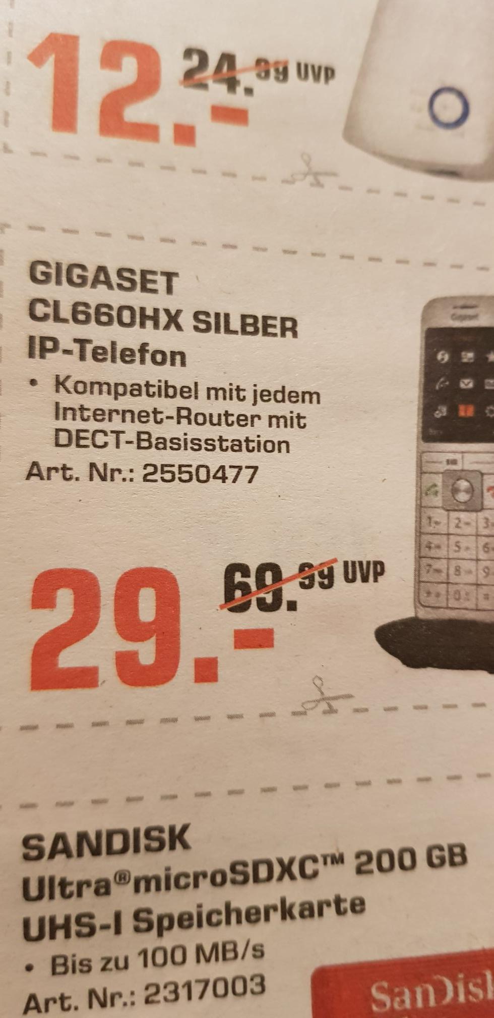 [Saturn] Telefon Gigaset CL660HX
