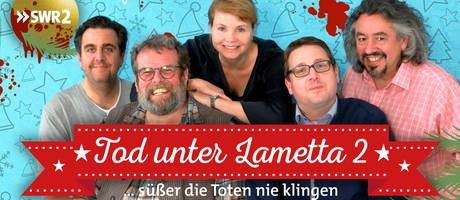Tod unter Lametta 2 - Hörbuch Adventskalender im SWR