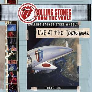 [Vinyl] The Rolling Stones From the Vault - Live At the Tokyo Dome (4 LPs+DVD)