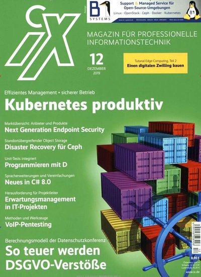 IX Magazin im 6-Monatsabo + 10 € Amazon Gutschein