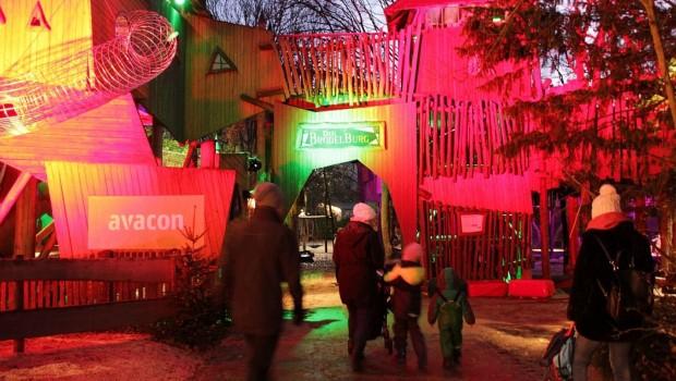 Winter-Zoo Hannover - Freier Eintritt