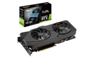ASUS GEFORCE® RTX 2080 SUPER™ DUAL EVO OC 8GB