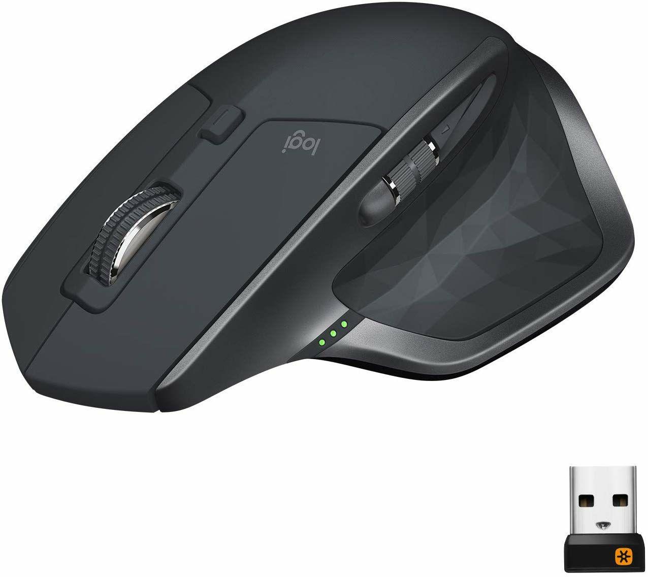 Logitech MX Master 2S Kabellose Bluetooth Maus (Amazon.fr)