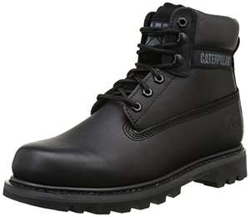 Amazon - Cat Footwear Herren Colorado' Stiefel, Schwarz in Gr. 40-46 für 40,55 Euro