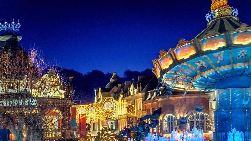 Phantasialand Wintertraum Tickets ab 24€ (im Januar 2020)