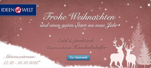 50% auf fast alle Weihnachts-Dekoartikel und Geschenkbänder @Rossmann [Deutschlandweit]