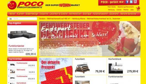 (offline) Bei Poko-domaene alles ohne Mehrwertsteuer am Sonntag 23.12 (22.12.2012 bis 29.12.2012)