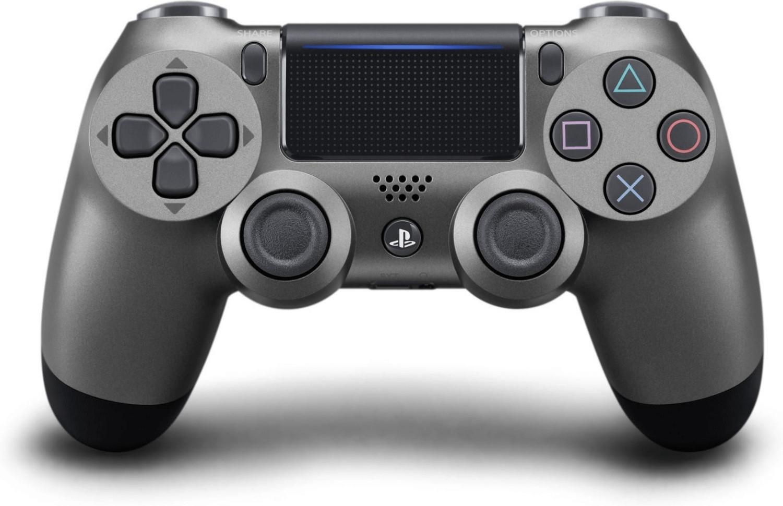 Sony PlayStation 4 DualShock 4 Wireless Controller V2 (Steel Black) für 39,99€ (GameStop)