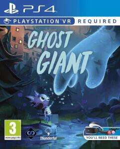 Ghost Giant (PS4-VR) für 12,35€ (Base.com)