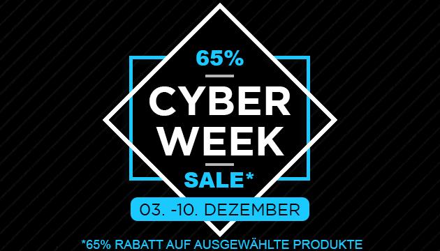 [Meisterfids Paff] Cyber Week bei Fids-Paff, 65% auf ausgewählte Produkte