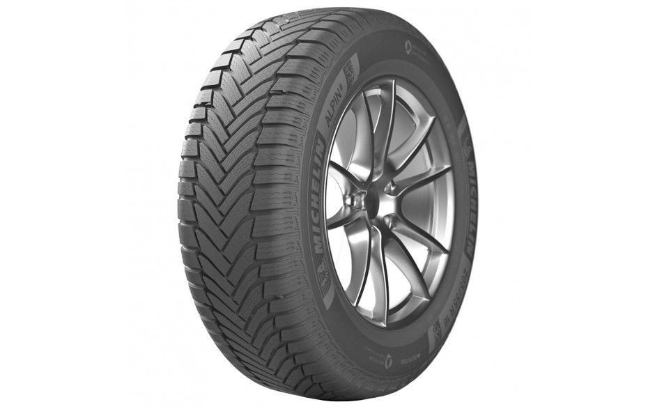 Michelin Alpin 6 195/65R15 91T