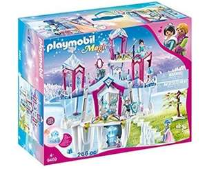 Playmobil Magic 9469 Funkelnder Kristallpalast bei Amazon