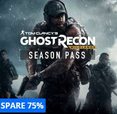 Tom Clancy's Ghost Recon® Wildlands - Season Pass (Year 1) [PS4] für 9,99€ (PSN Store)