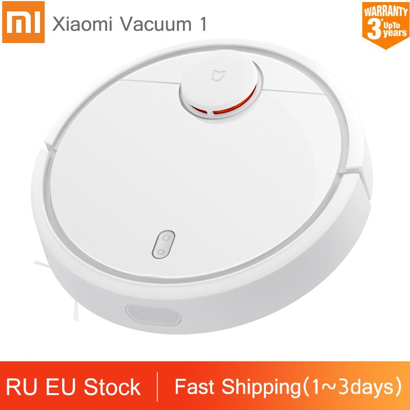 Xiaomi Robot Vacuum (1.Generation) CE-Version Versand aus Tschechien/Frankreich/Polen/Spanien (effektiv 178€ durch 5,5% Shoop)