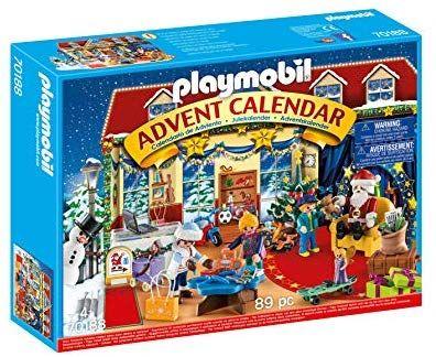PLAYMOBIL Adventskalender 70188 Weihnachten im Spielwarengeschäft [Amazon Prime & Smythstoys Abholung]