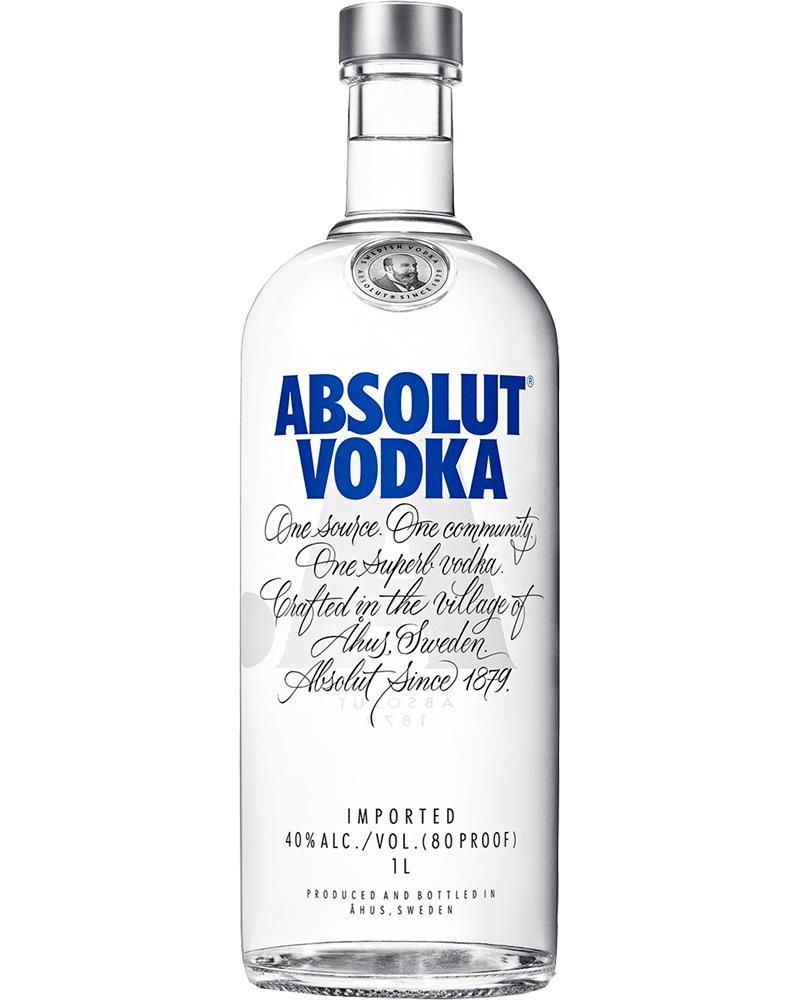 (Citti Märkte) in den citti Märkten Luebeck, Kiel und Flensburg gibts Absolut Wodka 1liter Flasche für 13.99€