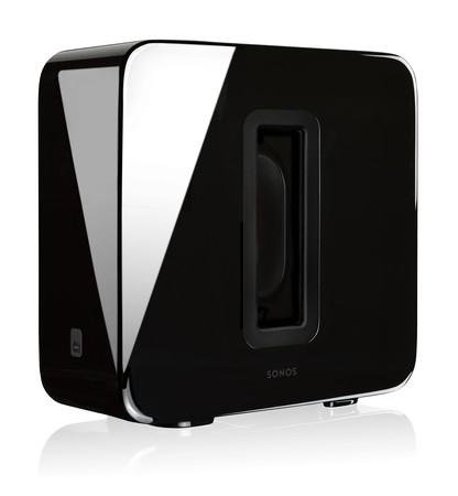 SONOS Sub WLAN-Subwoofer für Sonos Speaker schwarz