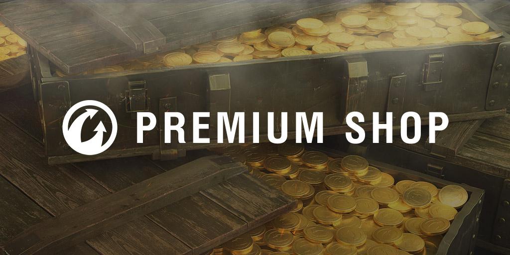 World of Warships Black Friday 7 Tage Premium für 250 Dublonen (ca. 80 Cent)