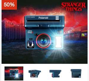 Polaroid OneStep 2 Viewfinder - Stranger Things Edition