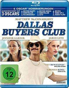 Dallas Buyers Club (Blu-ray) für 3,72€ (Dodax)
