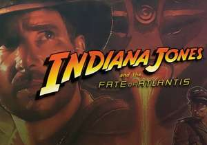 Indiana Jones and the Fate of Atlantis (Steam-Key, englischer Text)