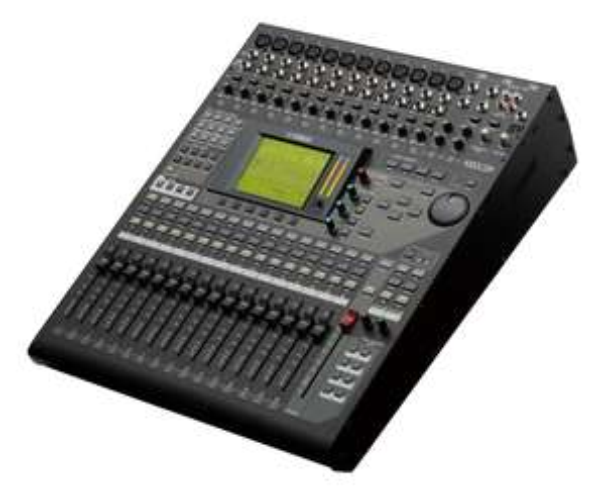 Yamaha 01V96i: Digitales Mischpult (40-Kanal, 16 Analogeingänge, XLR Out, 2x Klinkenausgang, 24bit/96kHz Wandler, MIDI Ein-/Ausgang)