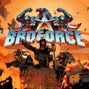 Broforce (Switch) für 3,40€ (US eShop)