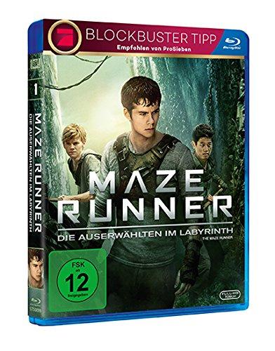 Maze Runner Blu Ray für 0,73€ + 3,00€ Versand nur 1 Exemplar