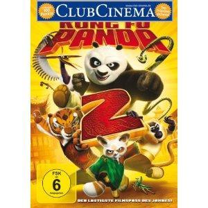 [LOKAL] Kung Fu Panda 2 BluRay für 3€