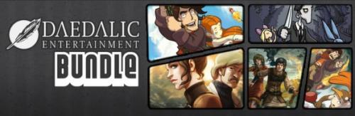 Steam - Daedalic Bundle (5 Spiele für 34€ statt 50,75€)
