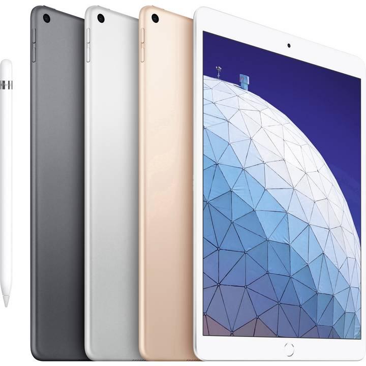 Apple IPad Air 256GB 2019 für 589,50€ in allen 3 Farben bei Conrad.de (zum Teil als Geschäftskunde)