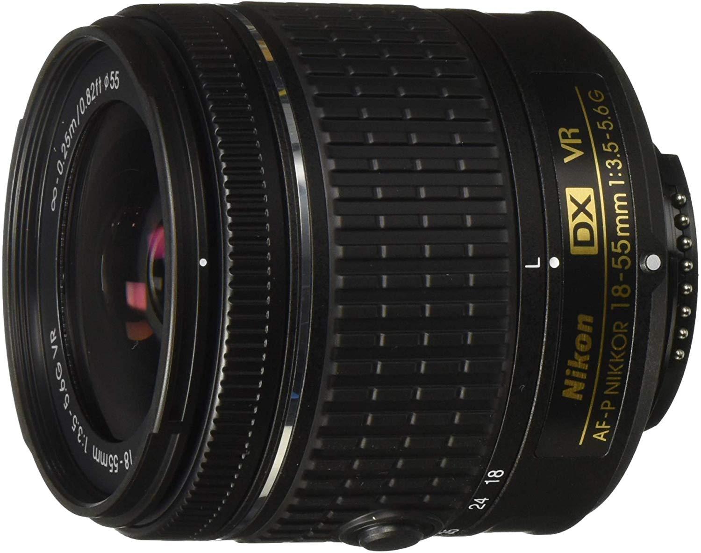 [Amazon WHD] Nikon AF-P DX Nikkor 18-55 mm f/3.5-5.6G VR Zoomobjektiv