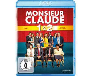Monsieur Claude 1&2 (2 Discs im Schuber) [Blu-ray] (Saturn Abholung]