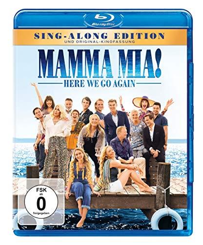[Prime] Mamma Mia! Here We Go Again (Bluray)