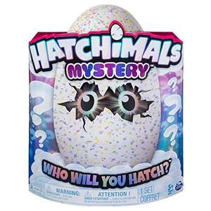 Hatchimals 6043737 - MYSTERY, Ei mit interaktiver Spielfigur Amazon Prime
