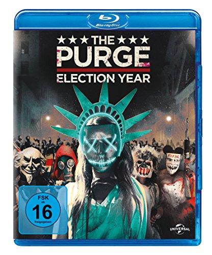 The Purge: Election Year (Blu-ray) für 5€ (Amazon Prime & Saturn)