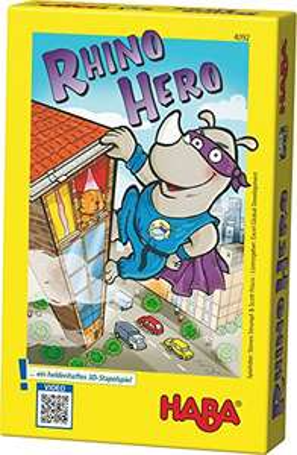 [Amazon Prime] Haba Rhino Hero