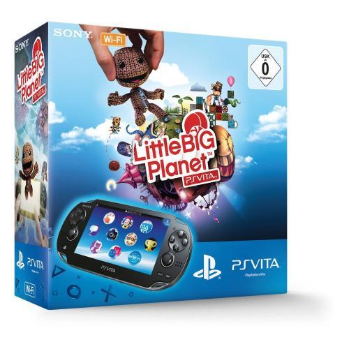 Amazon Warehouse Deals: PlayStation Vita Wi-Fi + Little Big Planet für 150,45€