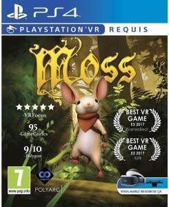 Moss (PS4-VR) für 14,17€ (Base.com)