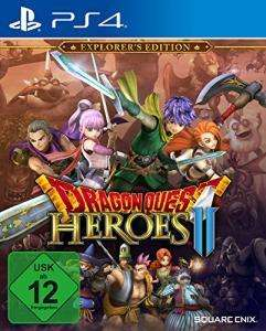 Dragon Quest Heroes II Explorer's Edition (PS4) für 9,99€ (Müller)
