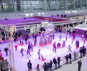 [Flughafen Düsseldorf] viele kostenlose Aktionen an den Wochenenden bis 05.01.2020