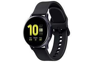 Samsung Galaxy Watch Active2 Aluminium, 44 mm, Schwarz
